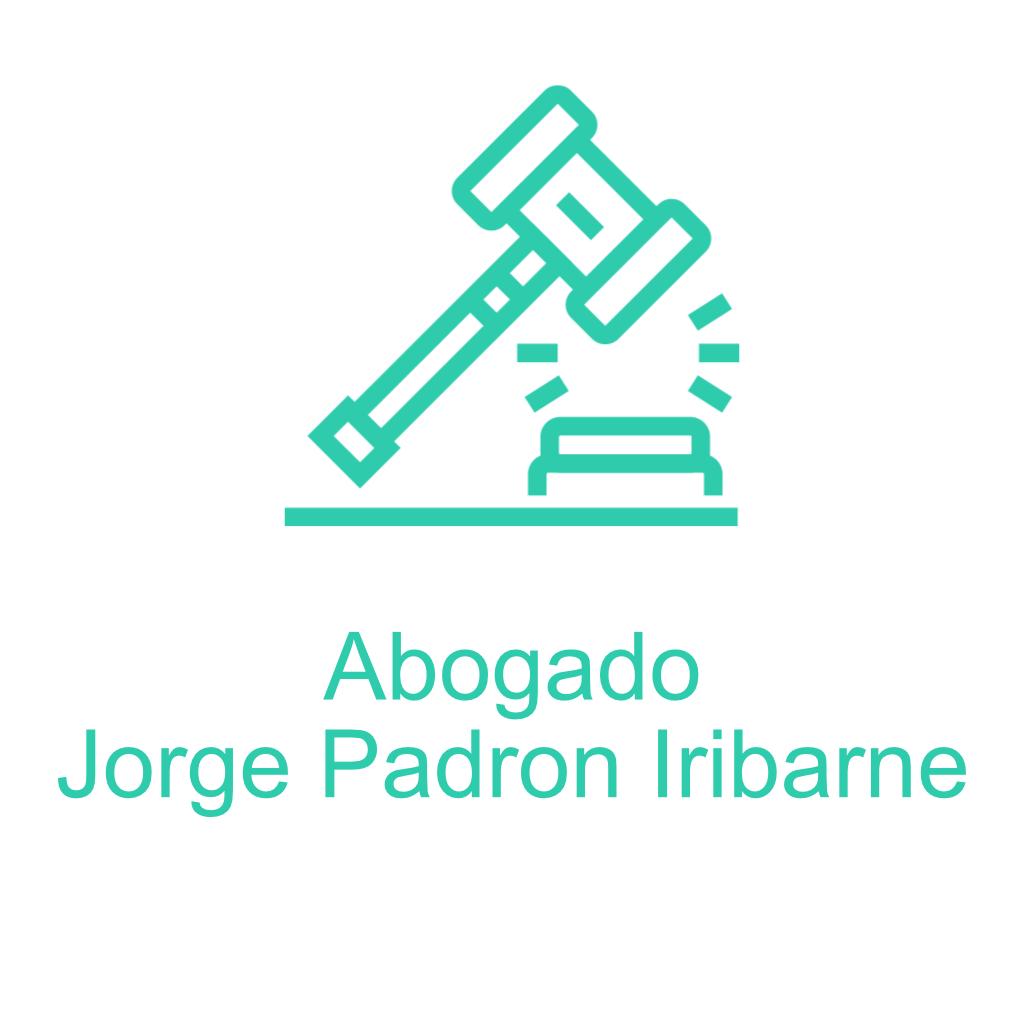 Abogado Jorge Padron Iribarne